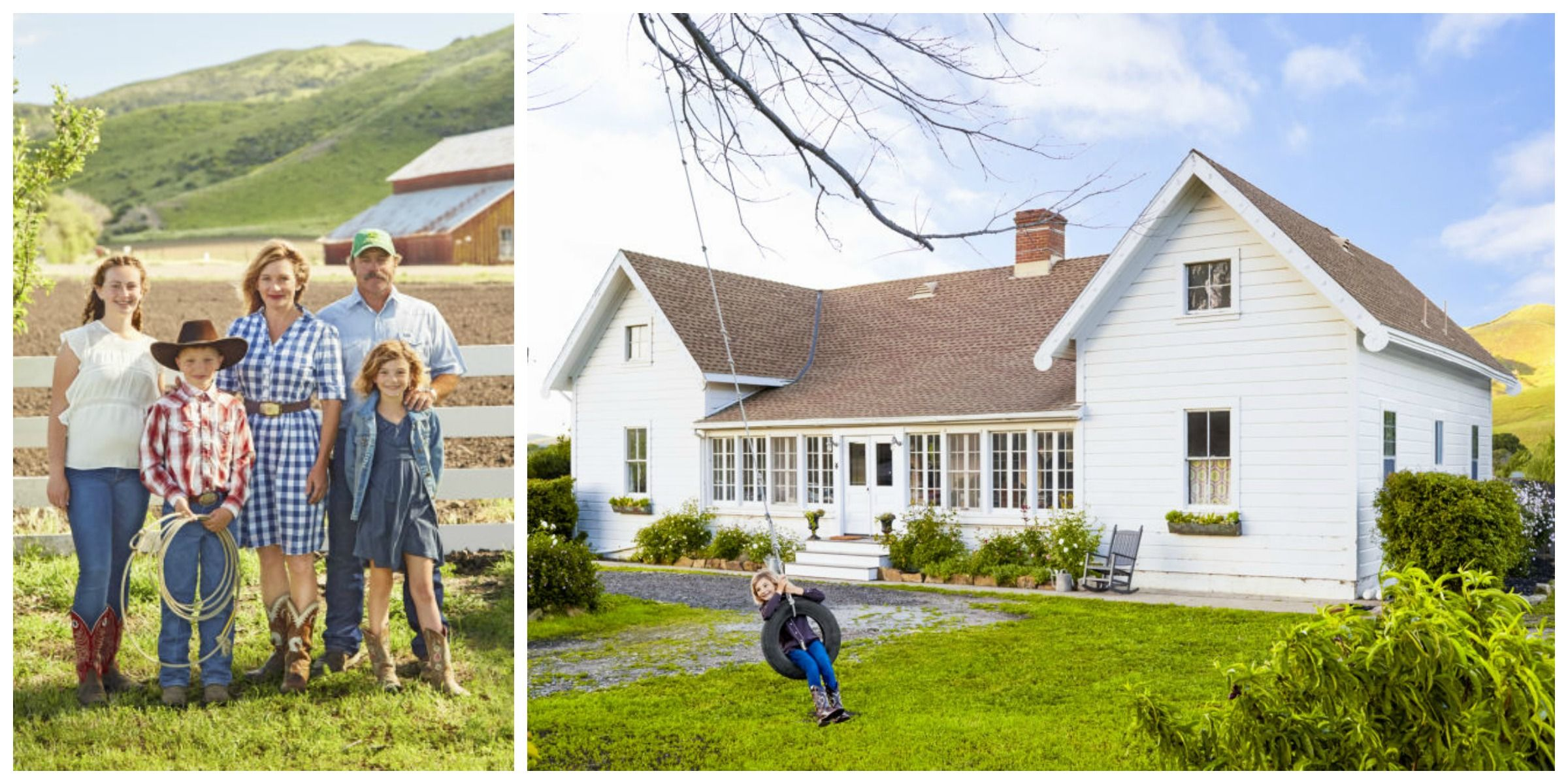 16 vintage decorating ideas from inside a 19th century california farmhouse
