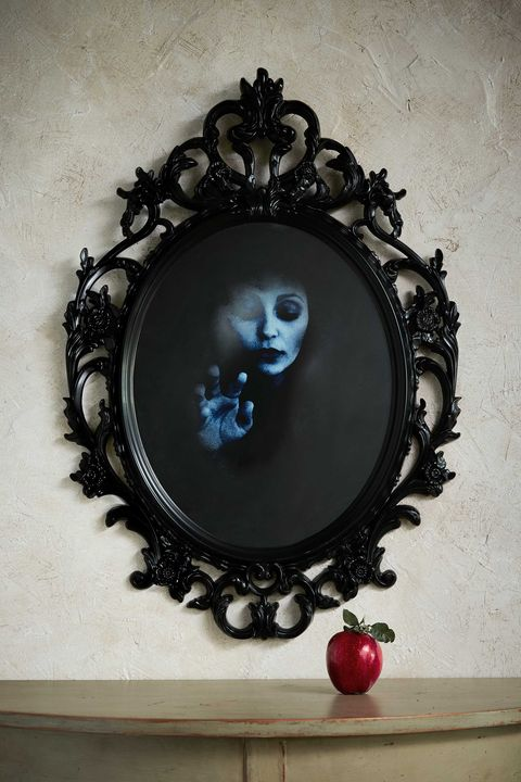 halloween crafts spookymirror