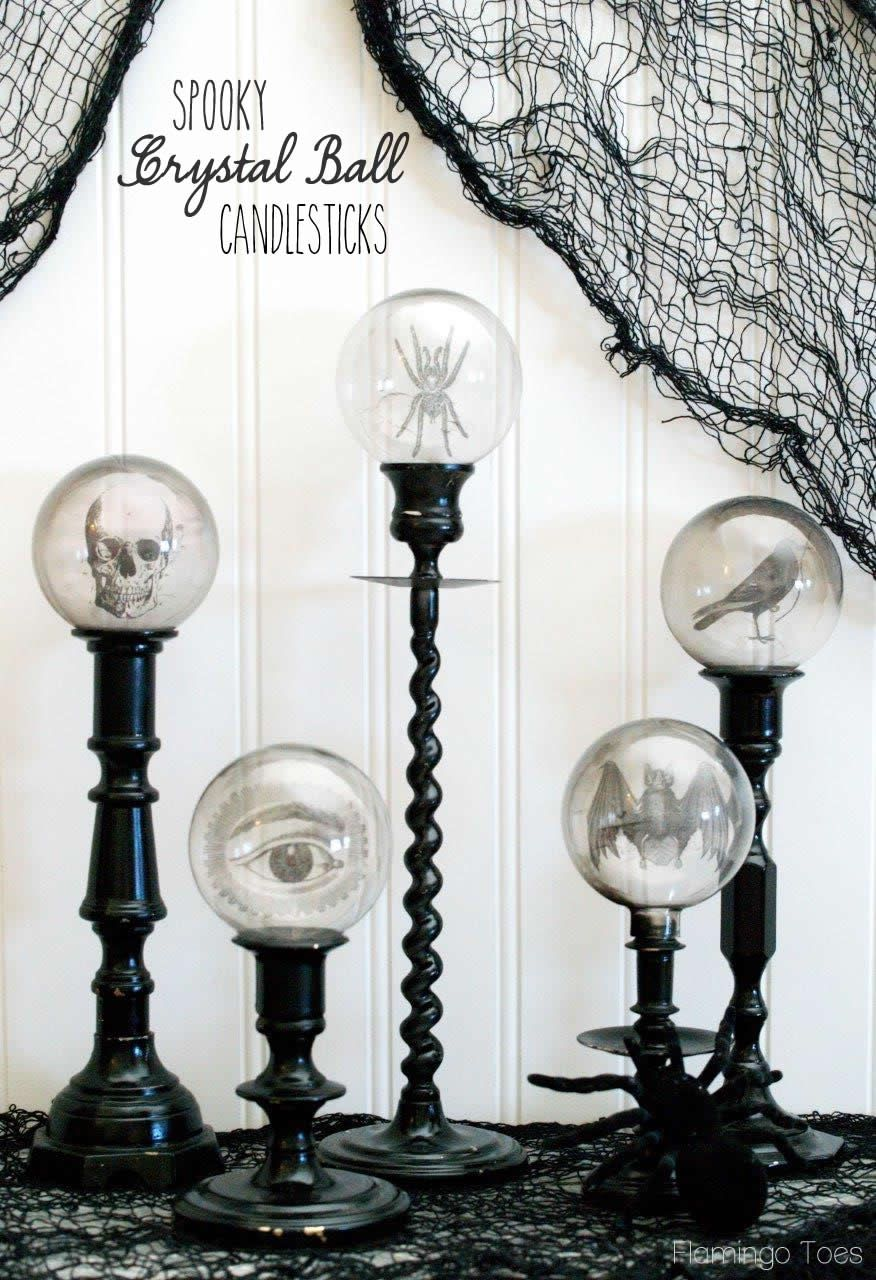 52 Easy Halloween Craft Ideas - Halloween DIY Craft Projects for ...