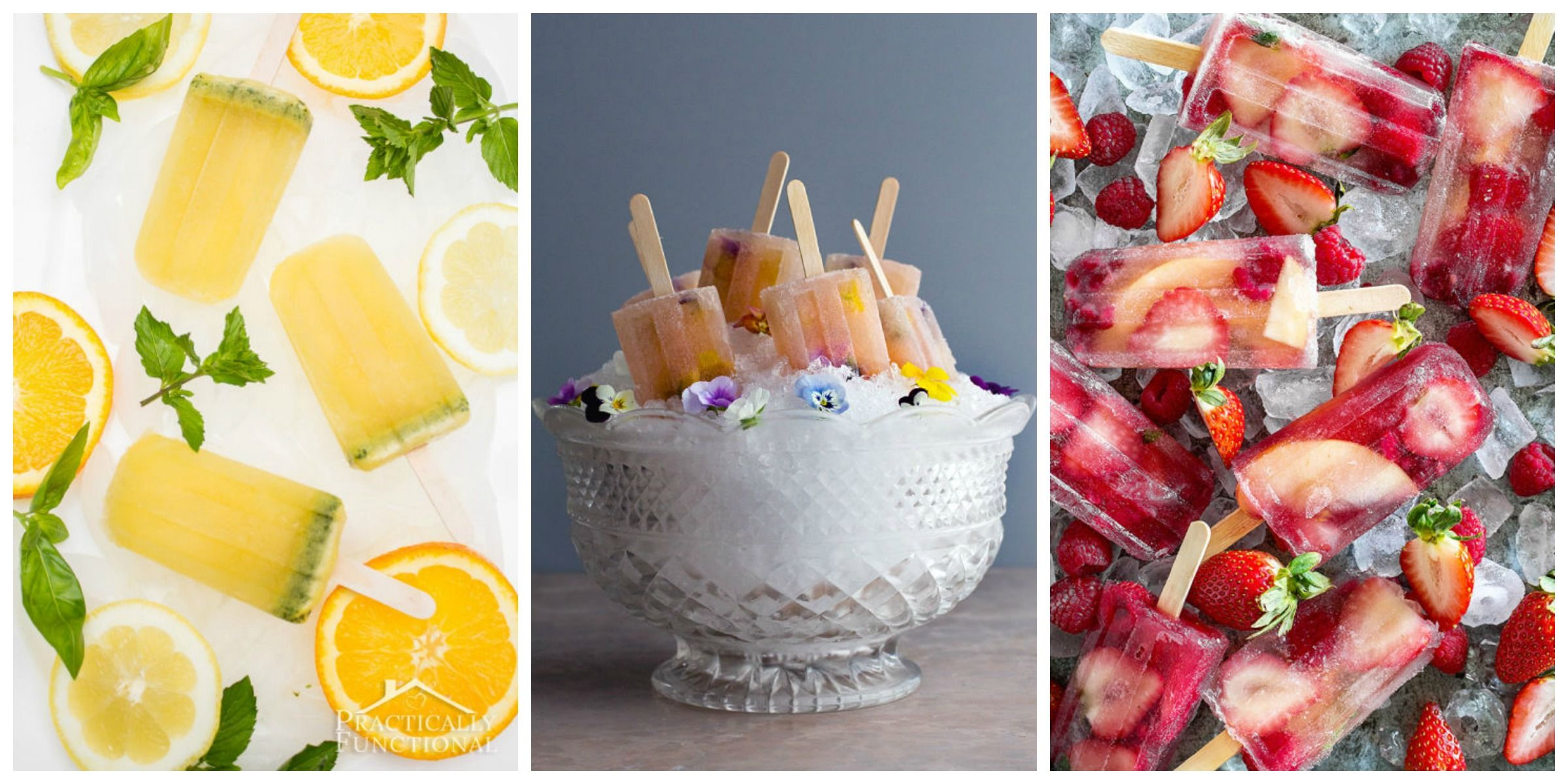 18 Alcoholic Popsicles — Best Boozy Popsicles