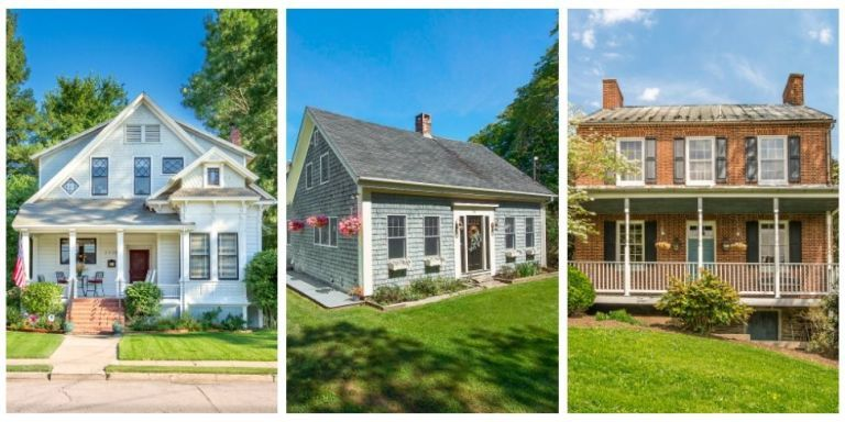 Oh, Say Can You See A New Home In Your Future? From An Arizona Adobe To A  Virginia Farmhouse, Here Are Our Favorite Historic Houses On The Market  Right Now.