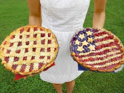 All-American Cherry Pie Recipe