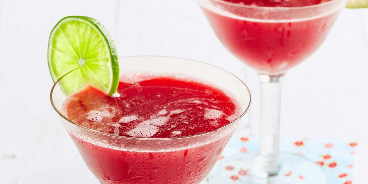 Toast Your Lover—Or Just to Love—With These Gorgeous Pink Cocktail Recipes