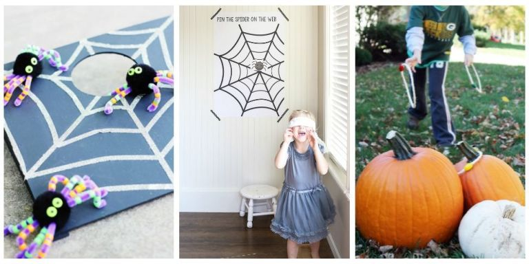 25 Fun Halloween Party Games for Kids - DIY Game Ideas for ...