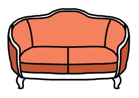 sofa styles cabriole