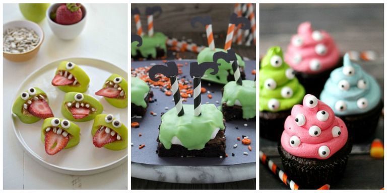 31 Halloween Snacks for Kids - Recipes for Childrens Halloween ...