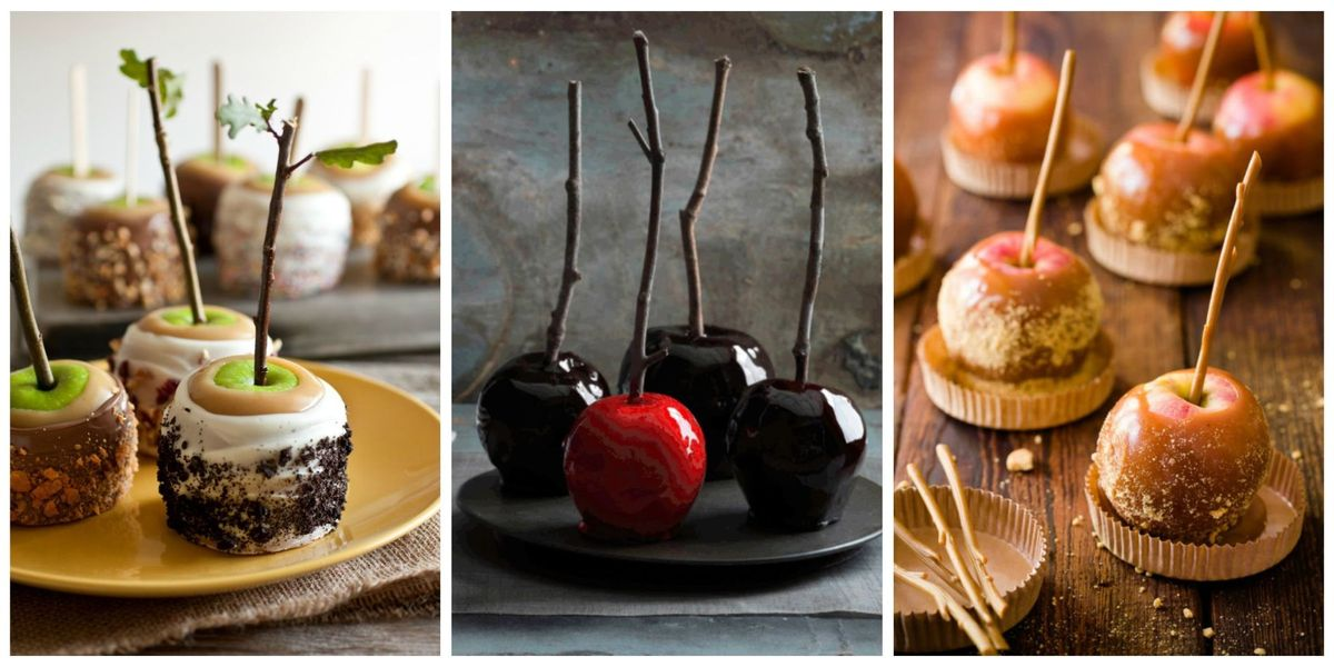 18 Delicious Caramel Apple Recipes to Make for Halloween
