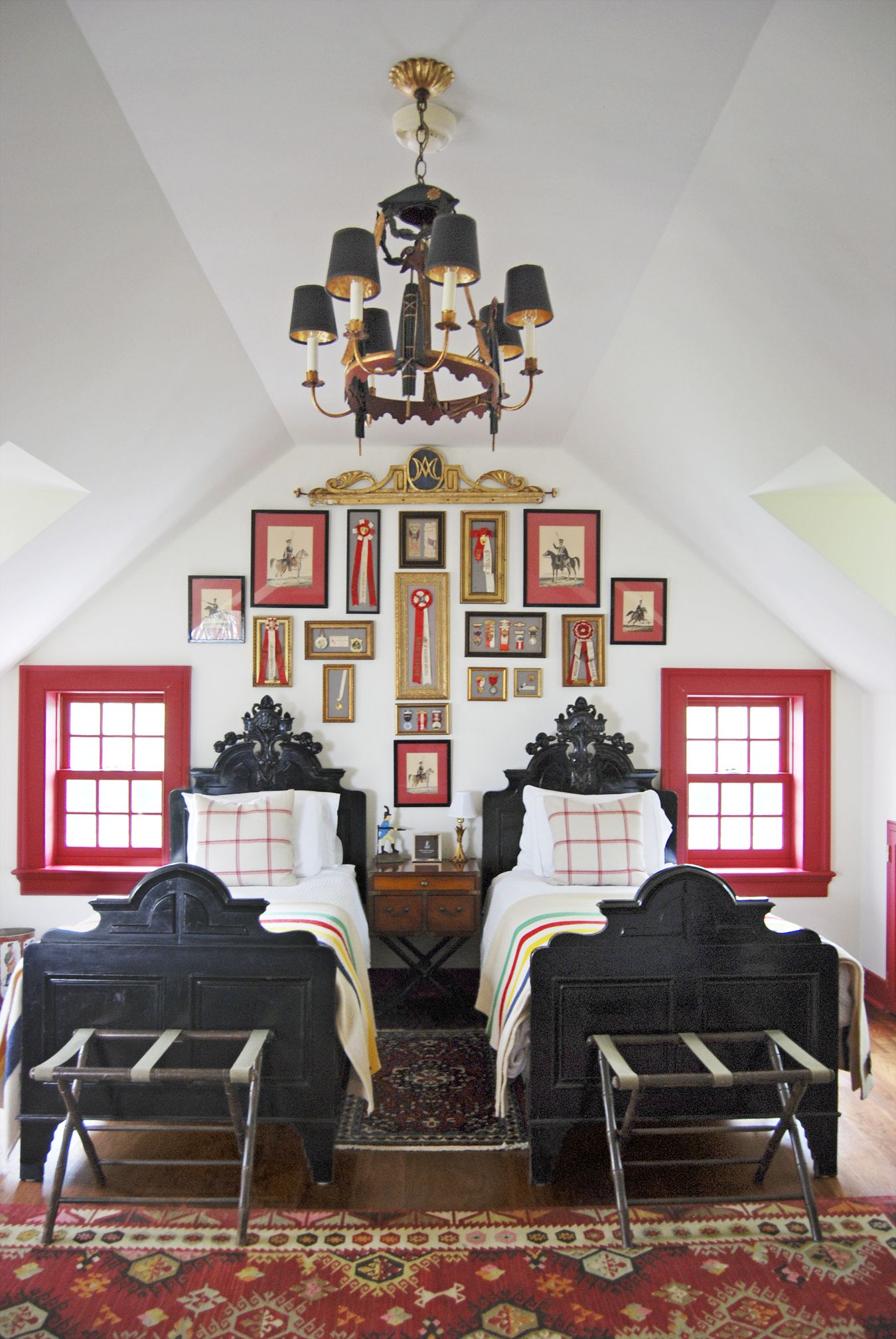 50 Rooms in 50 States - Decorating Across America
