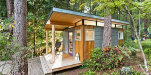 craft studio Modern-Shed