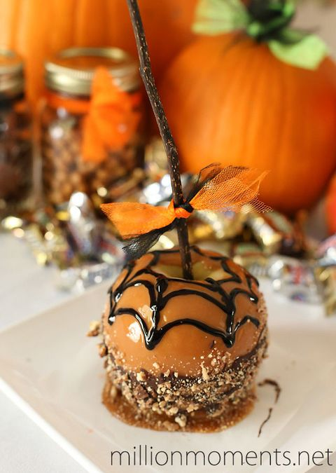 how to make candy apples easy