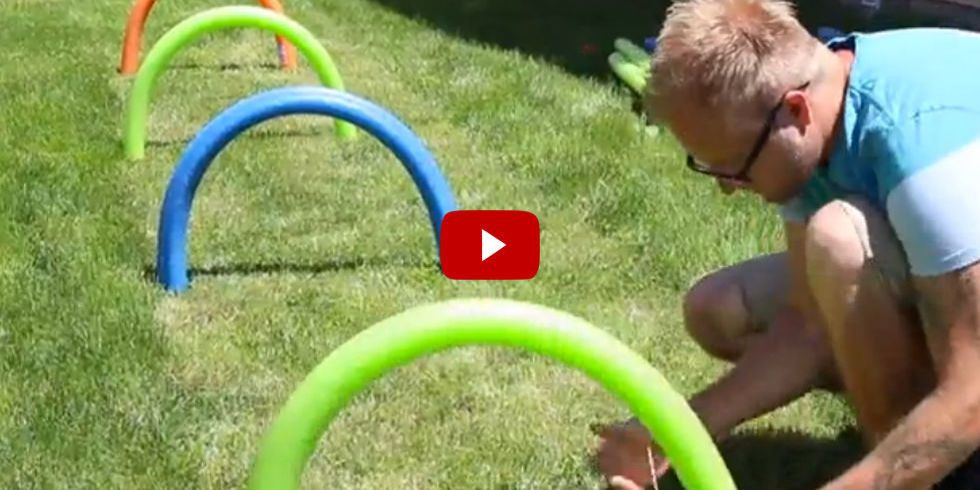 This Genius DIY Outdoor Game Will Change Your Summer
