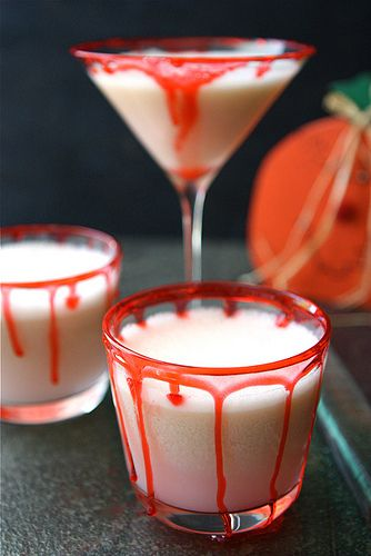 vampire punch halloween recipe