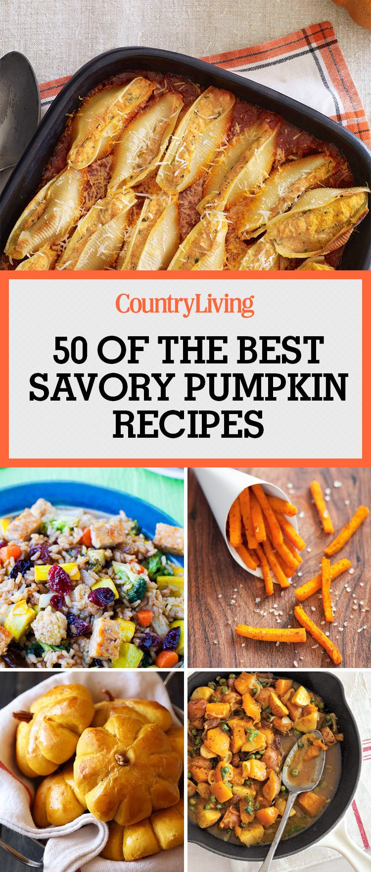 50 best pumpkin recipes easy dinner recipes for cooking fresh pumpkin forumfinder Image collections
