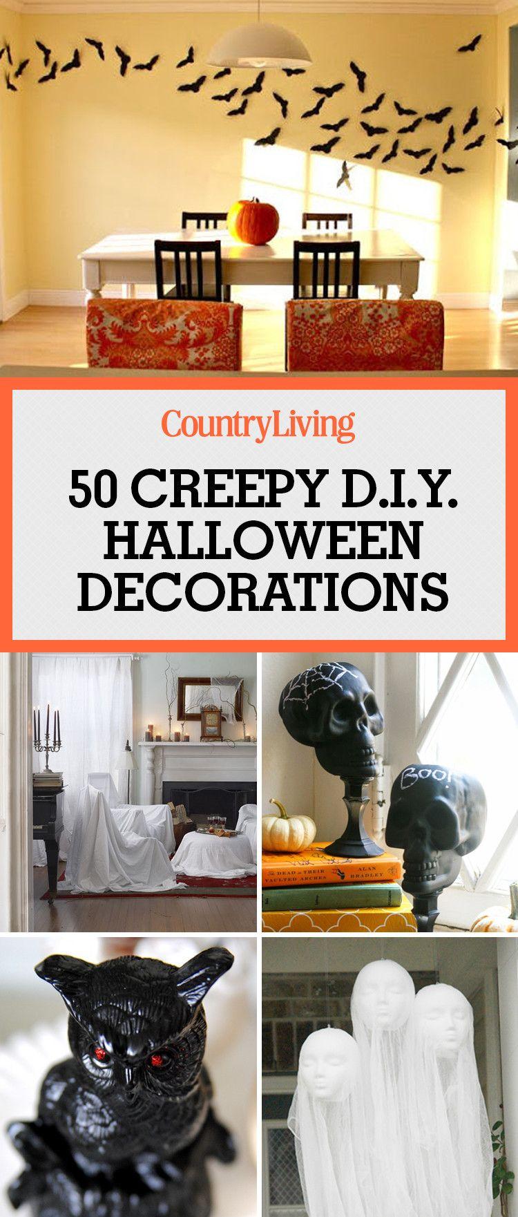45 easy diy halloween decorations homemade do it yourself 45 easy diy halloween decorations homemade do it yourself halloween decor ideas solutioingenieria Gallery