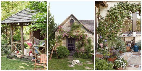 Tudor House Photos - Floral Decorating Ideas