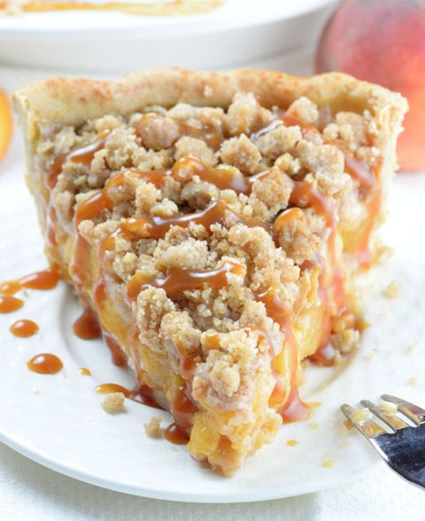 Peach pie year round.