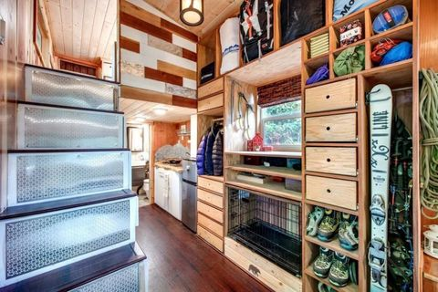 tiny house storage space - storage space for tiny house