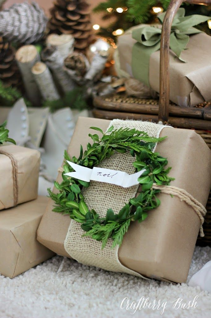 Nice christmas gift wrapping ideas