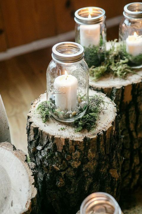 Mason Jar Ideas For Weddings