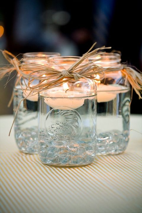 19 Mason Jar Wedding Ideas - Mason Jar Ideas