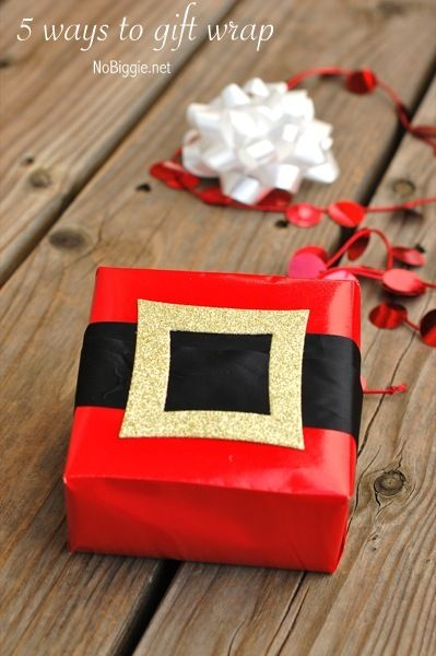 Awesome Gift Wring Ideas Easy Craft