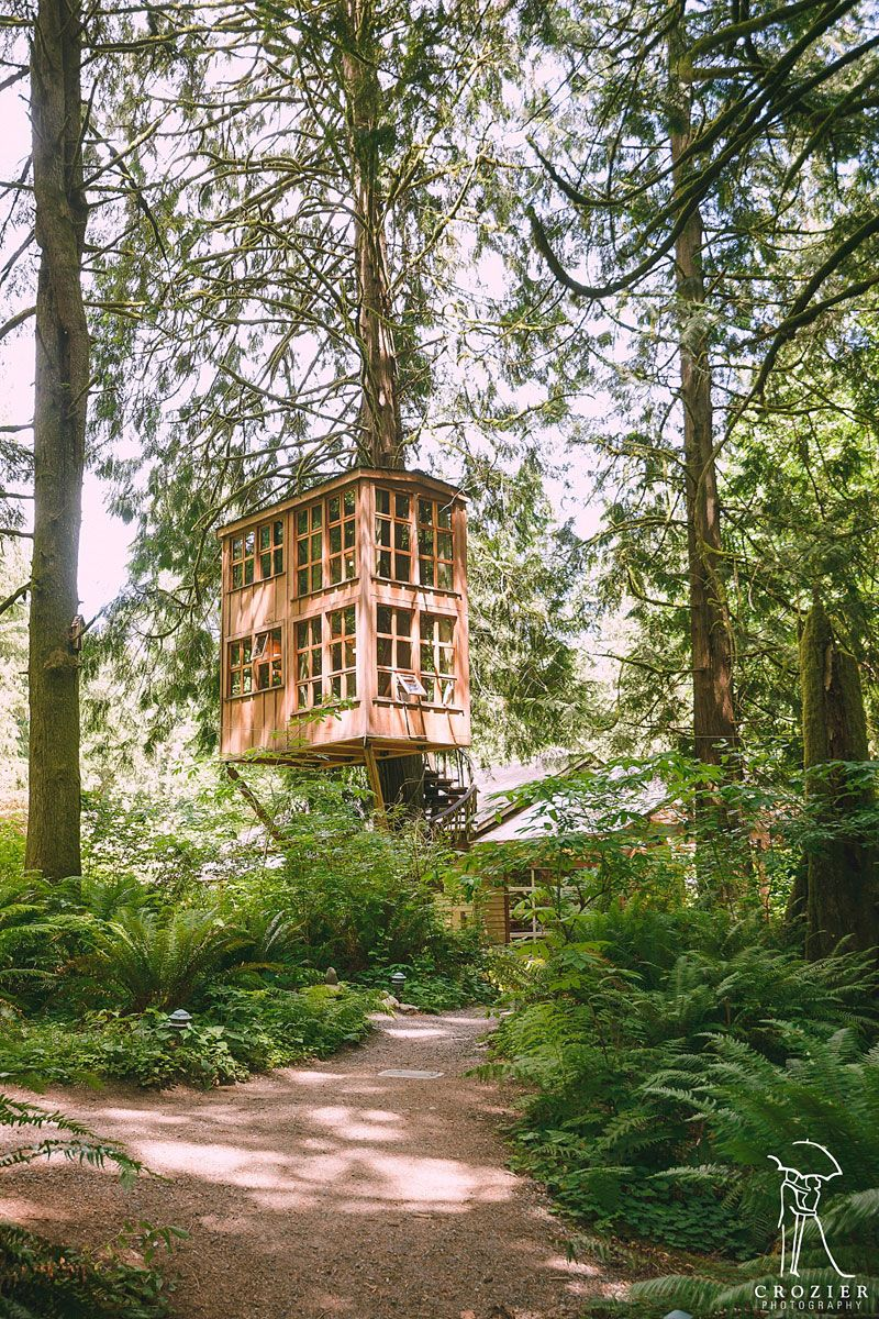 Treehouse Hotels American Vacation Ideas