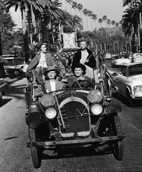 <p><em>The Beverly Hillbillies</em> </p>