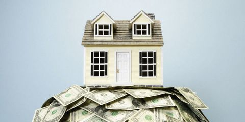 Window, Architecture, Property, Facade, House, Fixture, Home, Sash window, Paint, Symmetry,