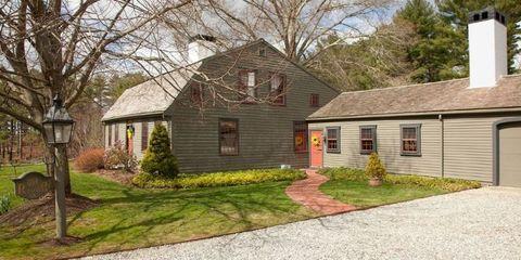Betty Crocker House on the market.