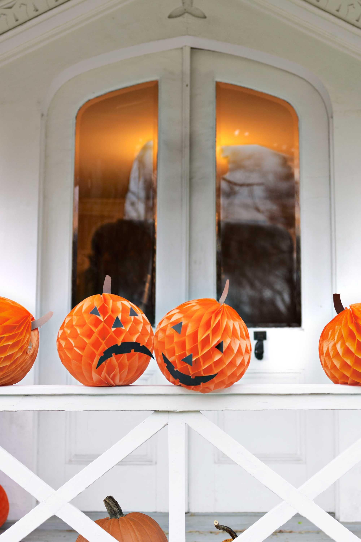 48 easy diy halloween decorations - homemade do it yourself