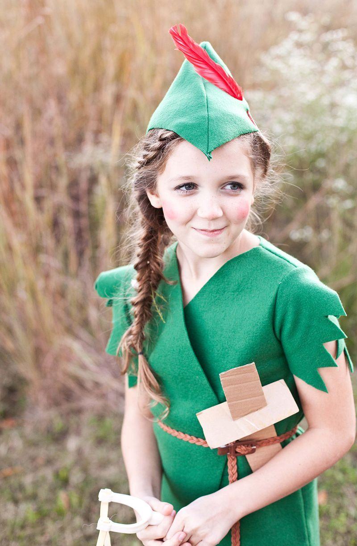 93dbf8a24267 90 Homemade Halloween Costumes for Kids - Easy DIY Kids Halloween Costume  Ideas 2019