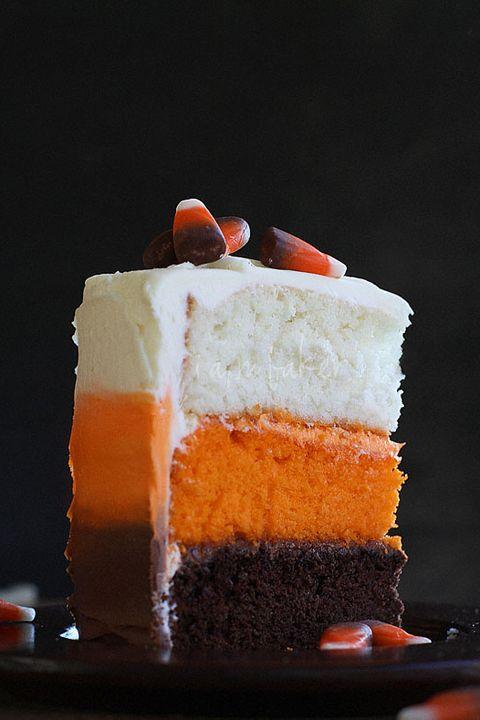 62 Easy Halloween Cakes