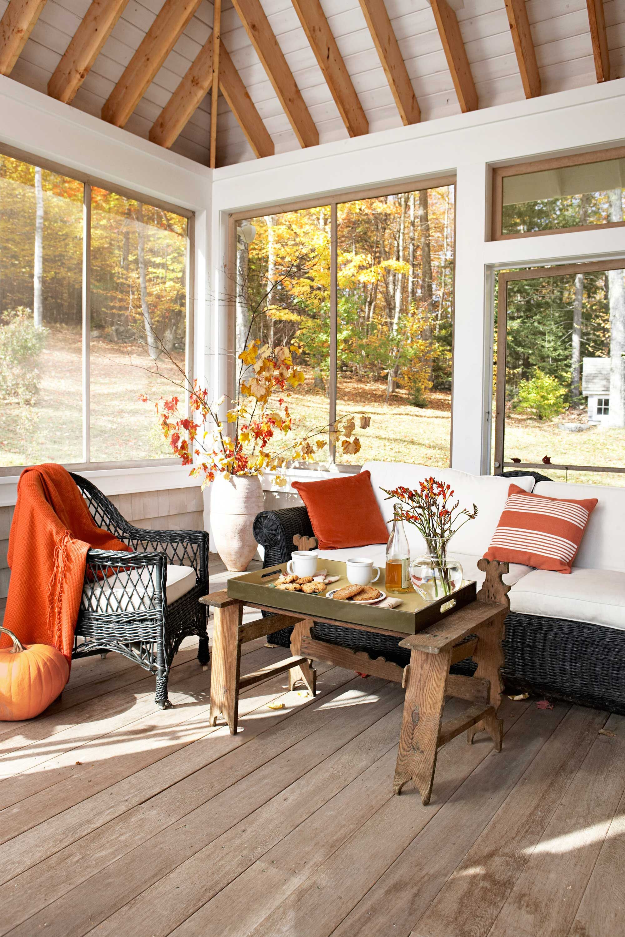 47 Easy Fall Decorating Ideas - Autumn Decor Tips to Try