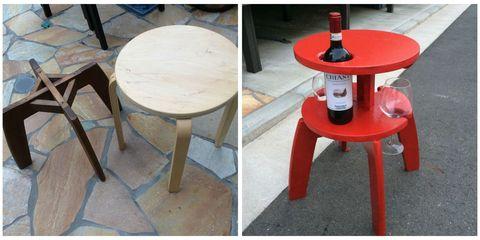 Imgur Wine Table Hack