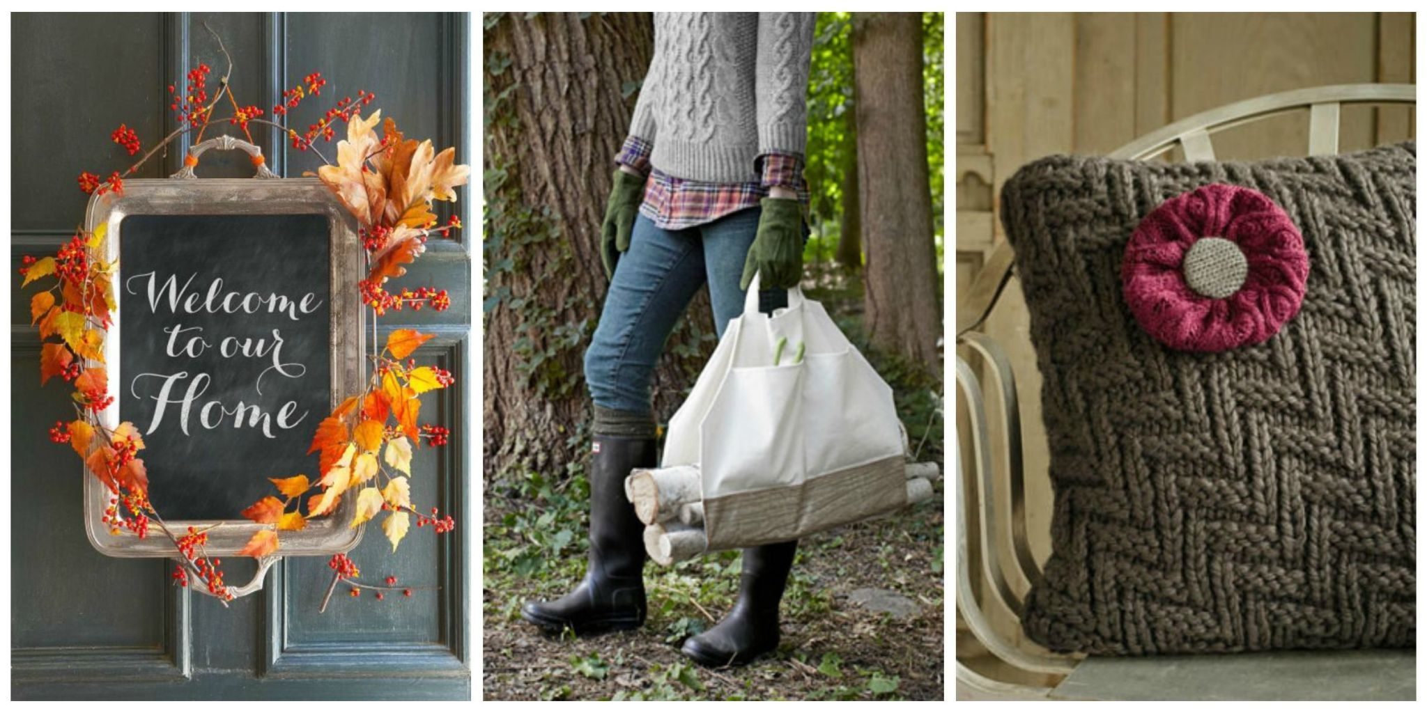 Fashion Your Home For Fall With These Easy DIYs, Perfect For Cooler Weather.