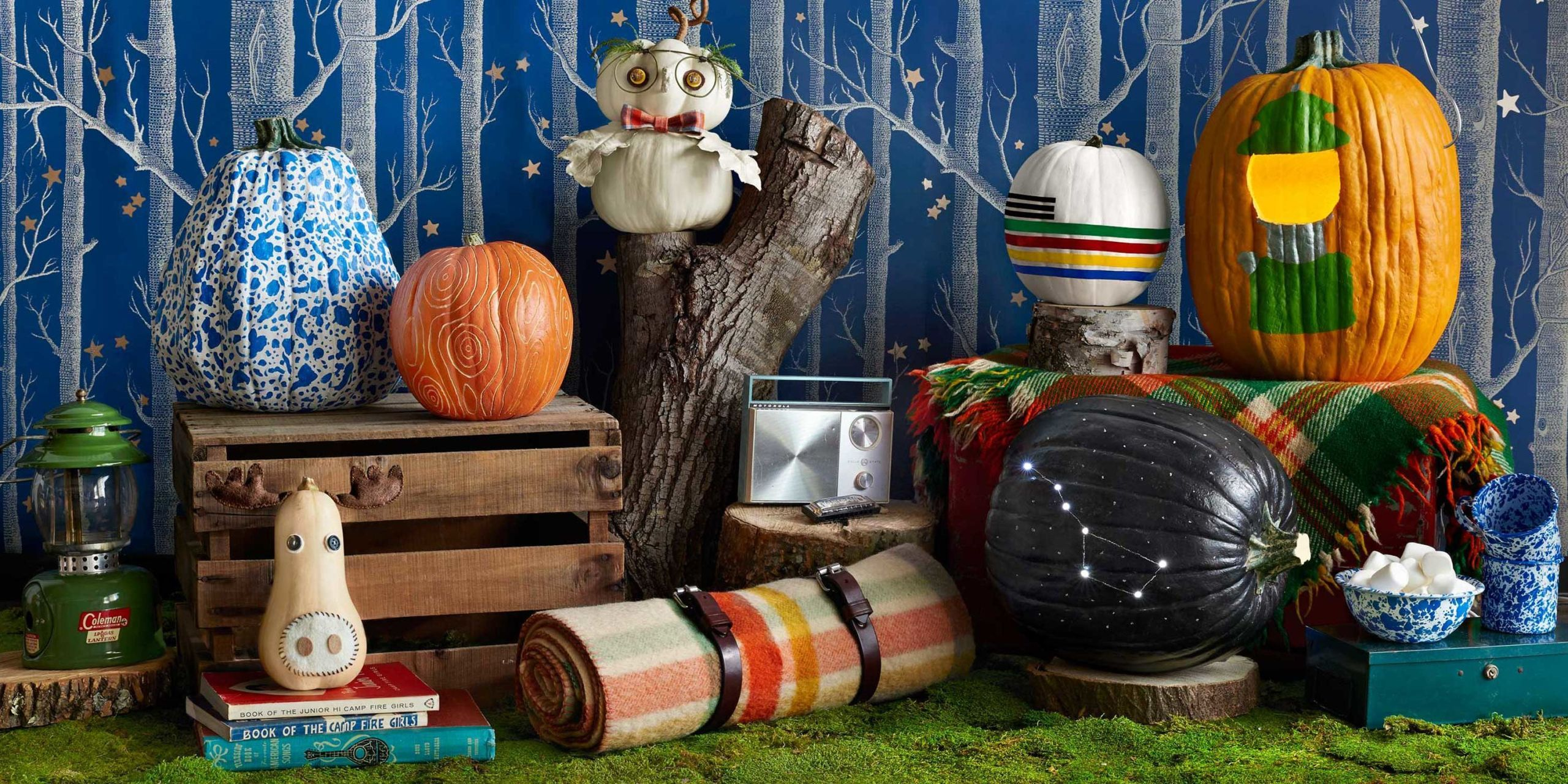 Hit The Road, Jack! Check Out Our Best Ideas For Painting, Decorating,  Carving, And Displaying Your Halloween Pumpkin.