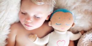 lulla doll helps kid sleep