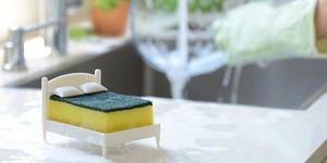 sponge bed