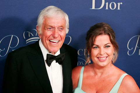 Dick Van Dyke, 86, and his new bride – aged 40