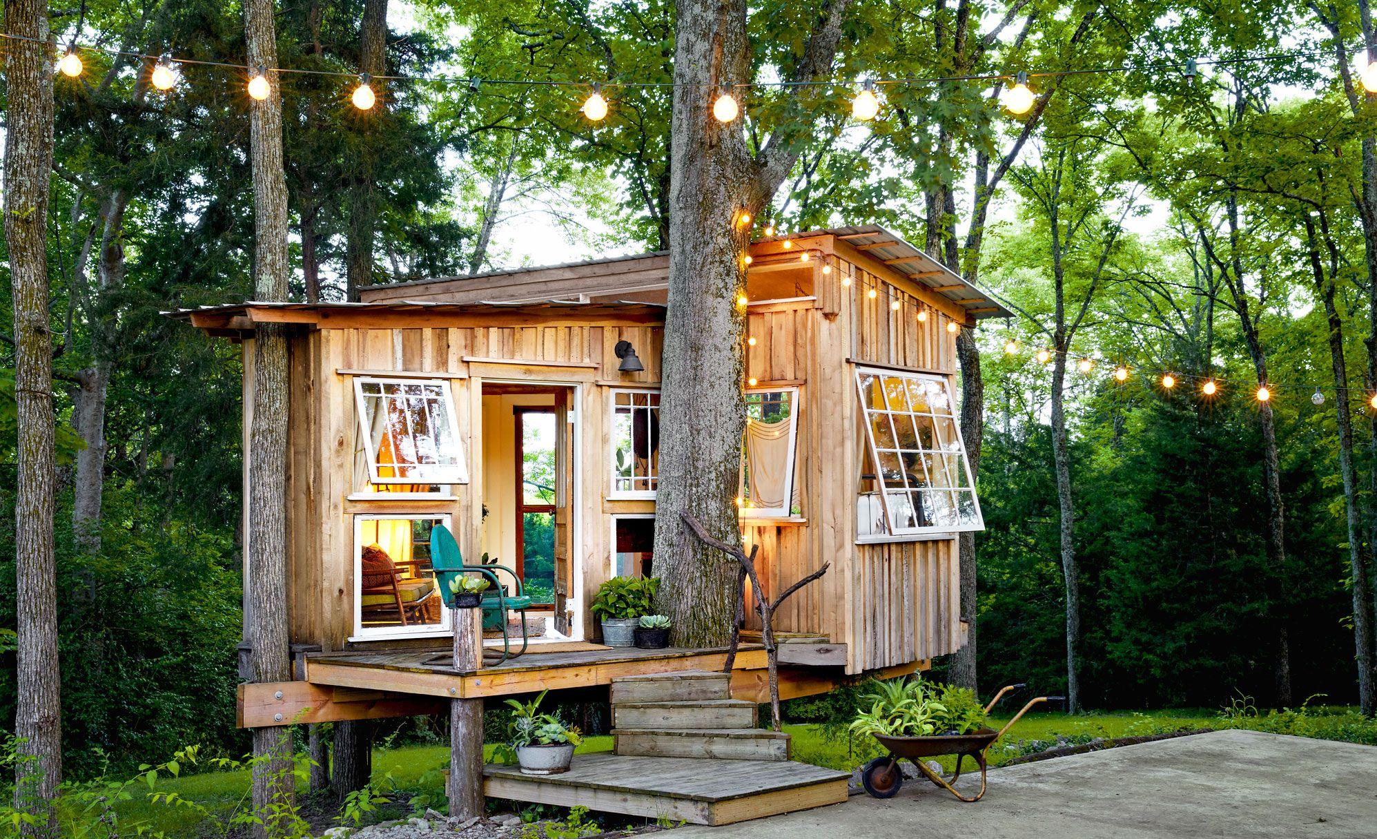 Nashville Treehouse - Nashville Tiny House
