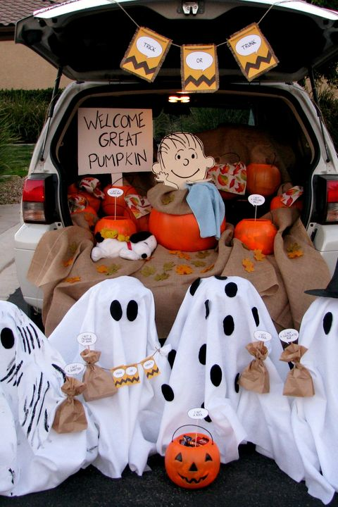 trunk or treating ideas