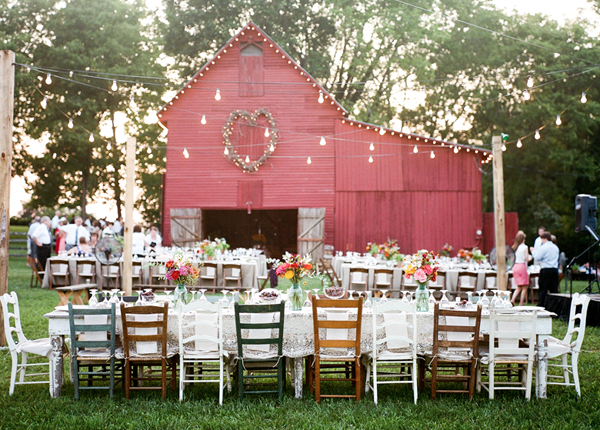 20 Photos That Will Inspire You to Have a Country Wedding - Best ...