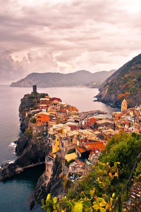 The most popular honeymoon destinations according to Pinterest.