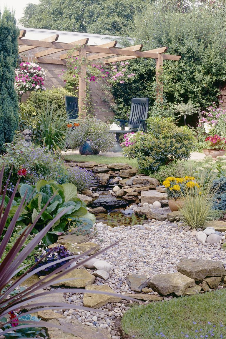 6 best rock garden ideas yard landscaping with rocks for Landscaping rocks and plants