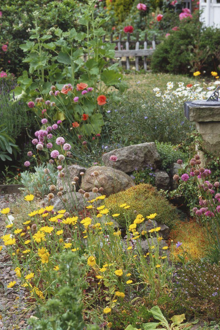 Memorial Garden Rocks - Garden Designs