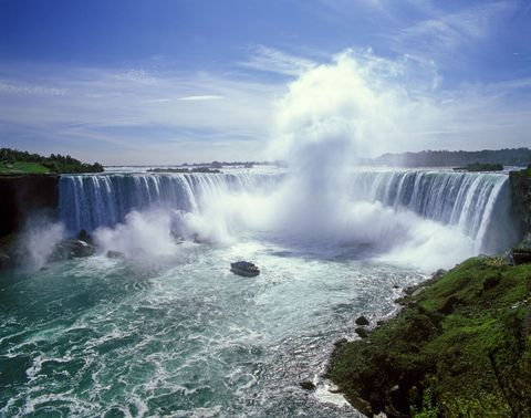 Body of water, Nature, Fluid, Natural landscape, Liquid, Water resources, Water, Landscape, Watercourse, Waterfall,