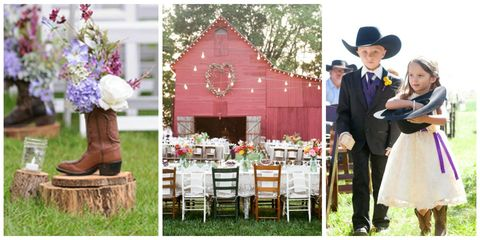 Whether The Affair Is Indoors Or Out A Country Wedding Place To Showcase Your Love For All Things Rustic And Vintage