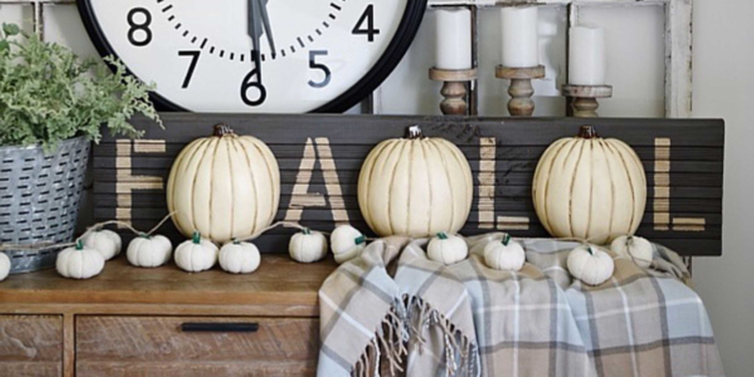 From Foyers To Bathrooms, Weu0027ve Got You Covered For Fall Home Decor. Plus,  Get More Great Fall Decorating Ideas!