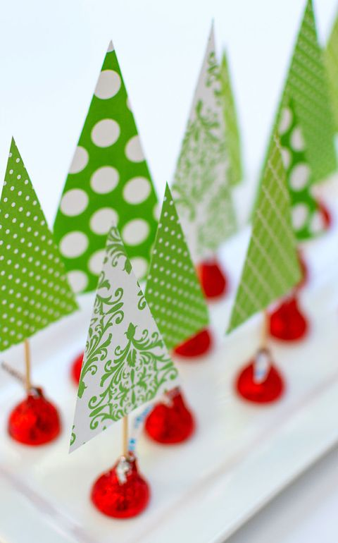 49 Best Christmas Table Settings - Decorations and Centerpiece Ideas ...