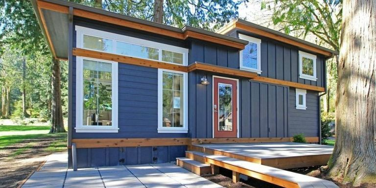 wildwood cottage tiny homes tiny home for sale rh countryliving com cottage tiny house pictures with layouts salish cottage tiny house